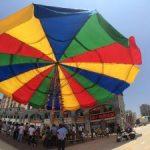 高さ14.39m!? 世界一大きい傘