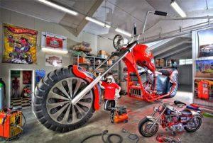最大バイク5