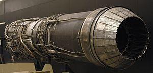 J-79ジェットエンジン