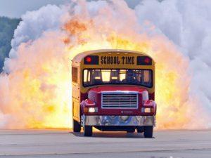 速いバス2
