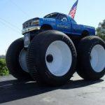 重さ17,200kg!? 世界一大きいモンスタートラック
