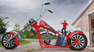 最大バイク1