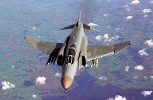 F-4ファントム戦闘機