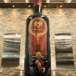 3,094リットル!? 世界一大きいワインボトル ギネス
