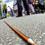 460m!? 世界一長い鉛筆 ギネス認定