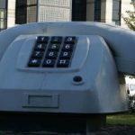 重さ3.5トン!? 世界一大きい電話 ギネス認定