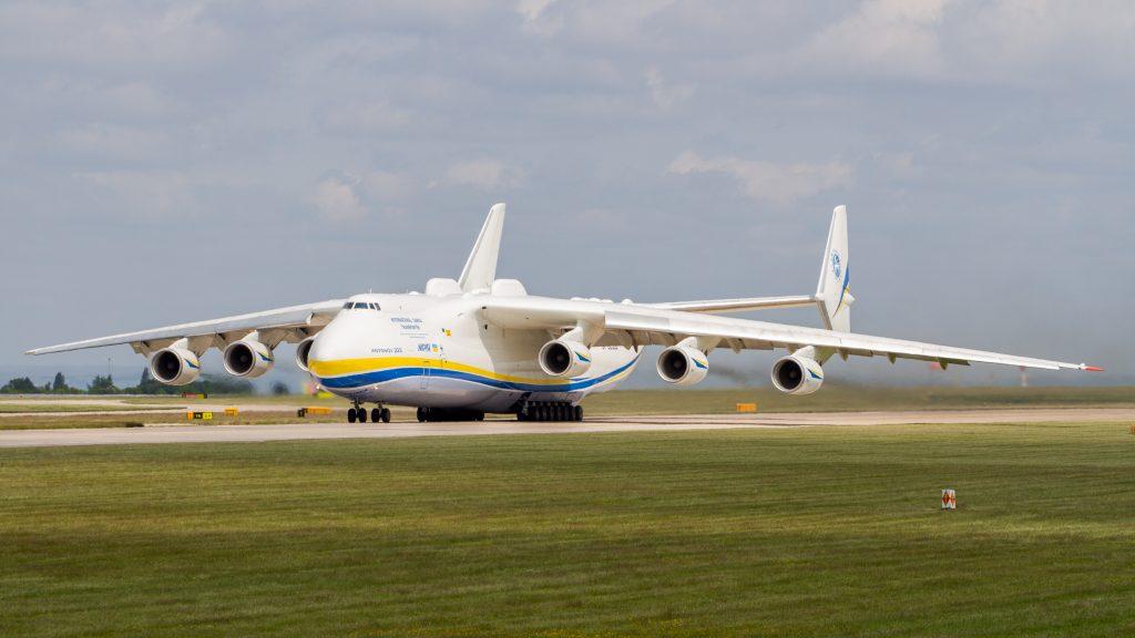 引用 : http://www.spectrose.com/antonov-225-longest-heaviest-aircraft.html