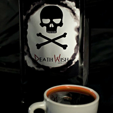 引用 : http://coolmaterial.com/home/death-wish-coffee/