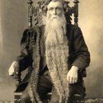 長さ5.33m!? 世界一長い髭 ギネス認定