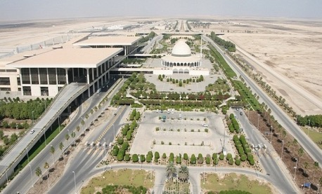 引用 : https://gaca.gov.sa/web/en-gb/airport/king-fahd-international-airport