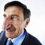 長さ8.8cm!? 世界一高い鼻 ギネス認定