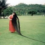 長さ5.6m!? 世界最長の髪 ギネス認定
