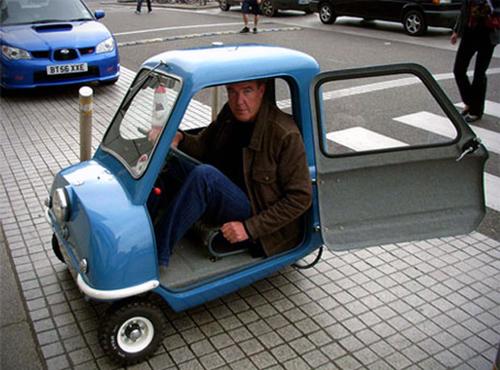 世界最小の車6 ピールP50