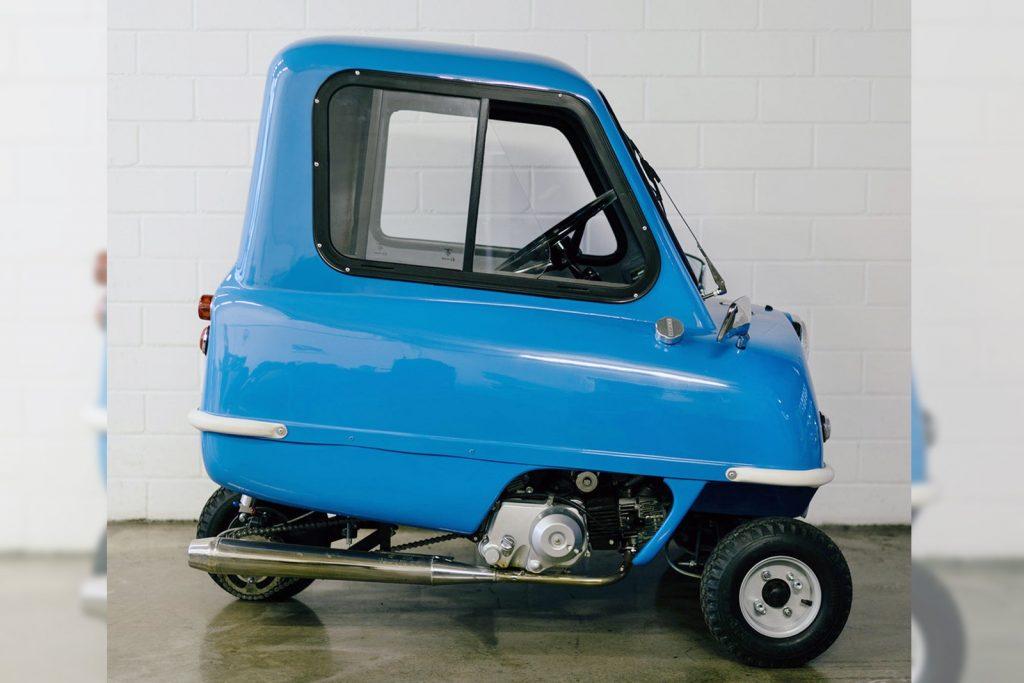世界一小さい車3 ピールP50