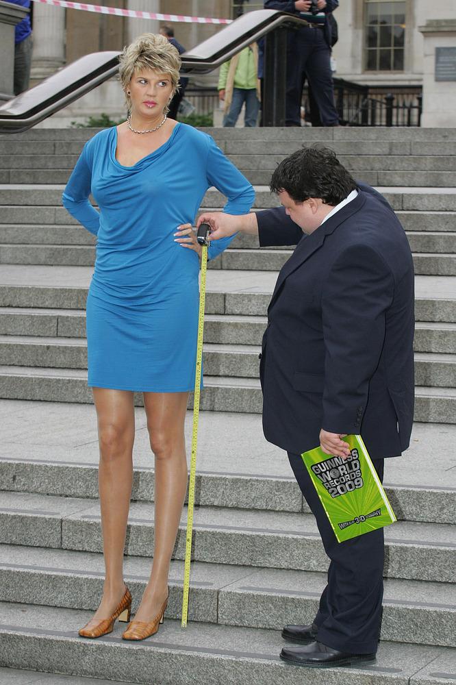 世界最長の脚5