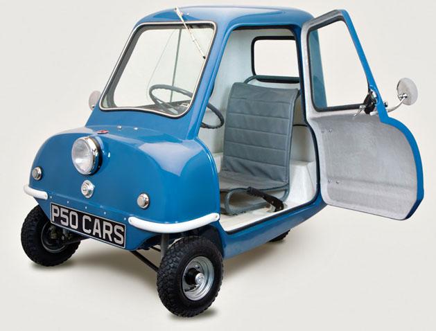 世界最小の車2 ピール・P50