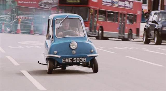 世界一小さい車5 ピール P50