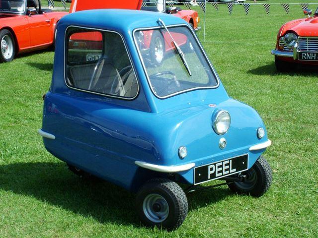 世界一小さい車1 ピール・P50