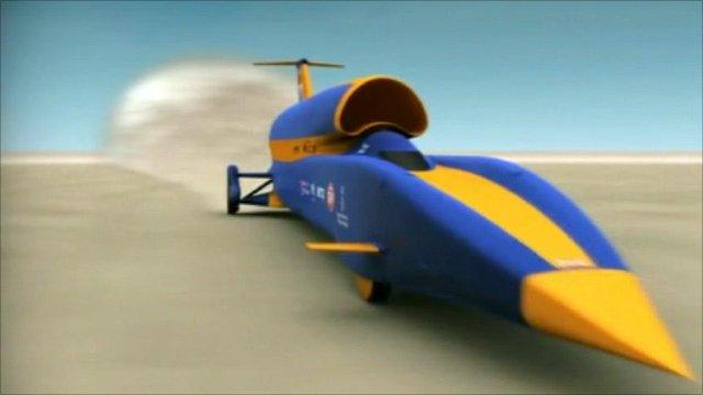 世界最速の車2