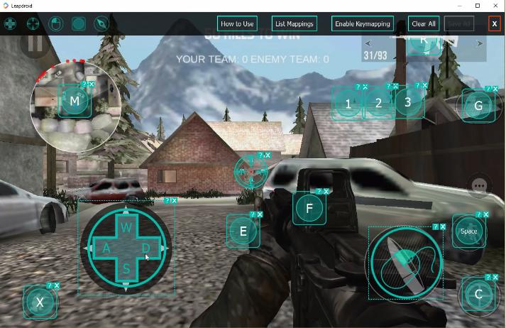 bullet force PCでプレイ