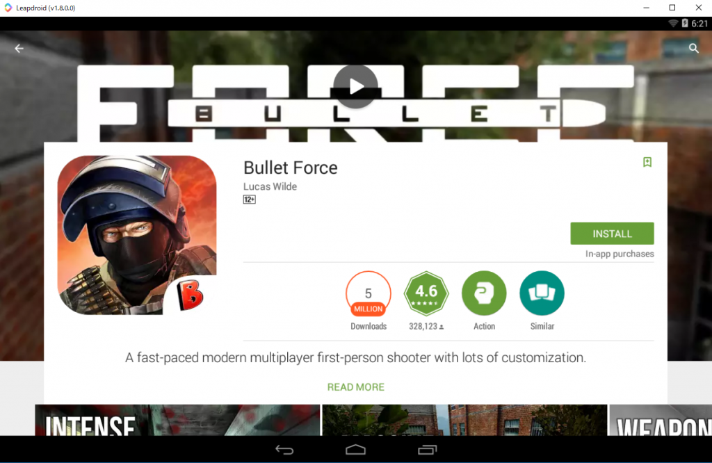 bullet force pc3