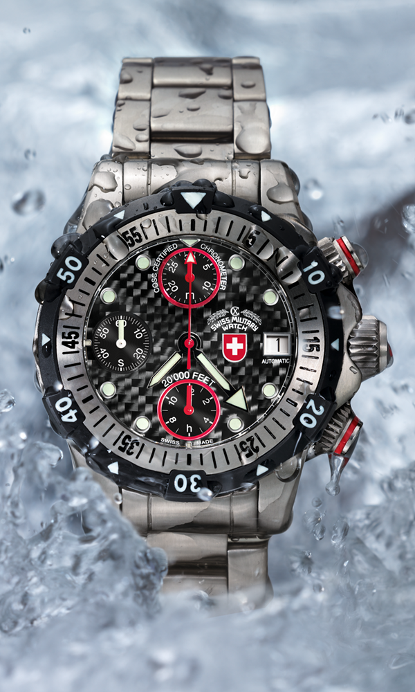 CX Swiss Military 20000FEET